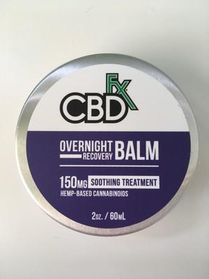 CBD overnight balm 60ml  20%off sale