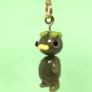 動物とんぼ玉チャーム ☆かっぱ☆ スペシャル