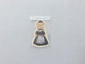 su-su ぐりくまちゃんカード フランシスコ襟