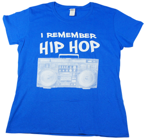 I remember hiphop Tee