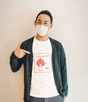 「Spring has come」LIVE記念 Tシャツ