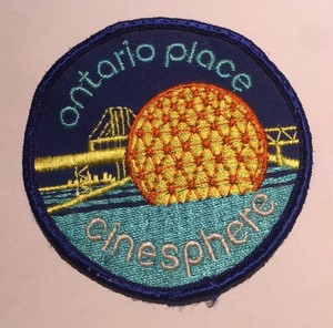 "Patch""Ontario Place"""