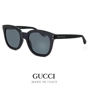 GUCCI サングラス gg0571s 001 グッチ ウェリントン 型 フレーム メンズ レディース ユニセックスモデル ブラック