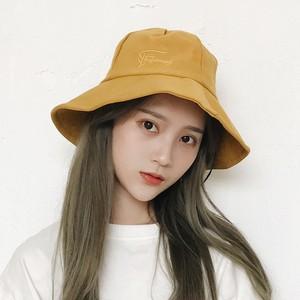 【小物】エイジング加工サークル帆布文芸スタイル合わせやすいファッション帽子27117395