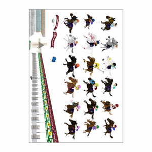 Dream Cup Materials A3 ポスター(受注生産)