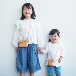kinariバッグ<ヨコ小>| レザーバッグ|safuji