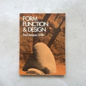 FORM FUNCTION & DESIGN