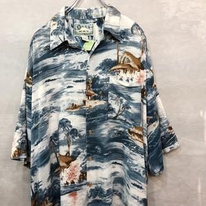 アロハシャツ   Hawaiian shirt  #2280