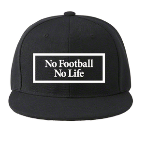 No Football No Life BOX LOGO BB CAP