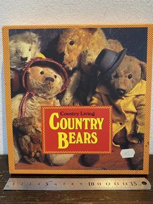 COUNTRY BEARS  ビンテージ ベアー写真集