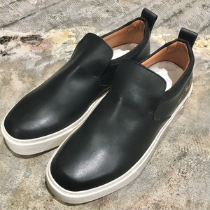 【EARLE】Drape slip-on sneakers