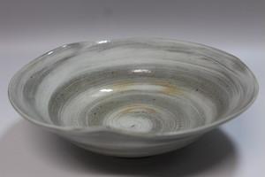 唐津刷毛目菓子鉢