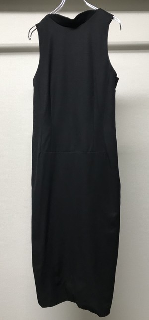 AW1998 HUSSEIN CHALAYAN LITTLE BLACK DRESS