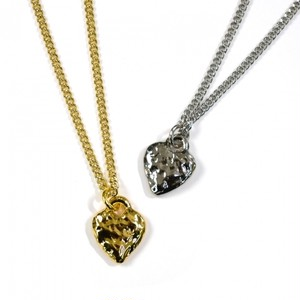 DOUBLESTEAL Heart Neckless ダブルスティール