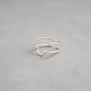 ring MR-05 サイズM <silver>