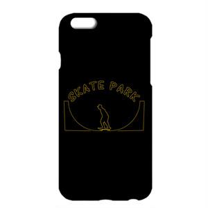 送料無料 [iPhoneケース] Skate Park / Black