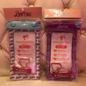 Barbie スマートフォン防水ケース