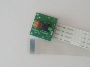 Raspberry Pi カメラモジュール