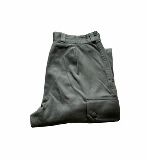 【USED】 FRENCH Military F2 Cargo Pants