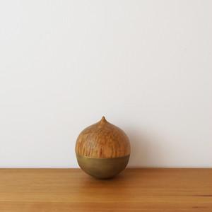 comonoyure B / 真鍮 × 山桜