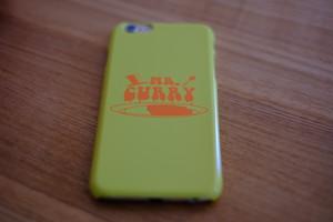 mr.curry/iphone6/6s 側表面印刷スマホケース iPhone6/6s ツヤ有り(コート)