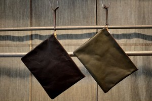 FILSON (フィルソン)LARGE LEATHER POUCH(ラージレザーポーチ)