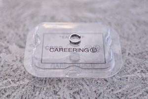 CAREERING / EARCUFF 503FF(WHITE)