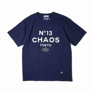 "ANRIVALED by UNRIVALED ""No.13 TEE"" NAVY"