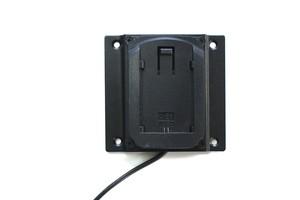 フィールドモニタ用 LP-E6バッテリー用プレート