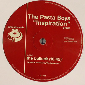 The Pasta Boys - Inspiration (12inch) テクノ [house] 試聴