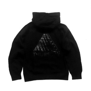 THURSDAY - TITANIUM HOODIE (Black)