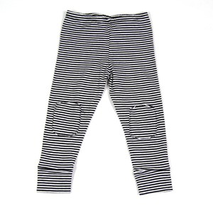 MINGO. Legging stripes