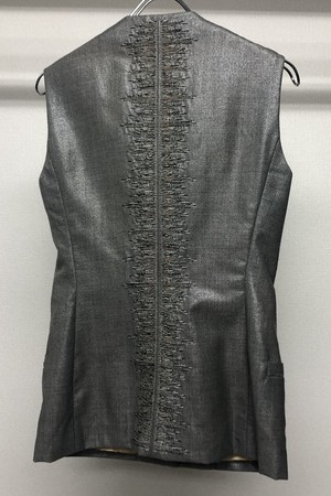 SS1999 GIANNI VERSACE SLEEVELESS JACKET
