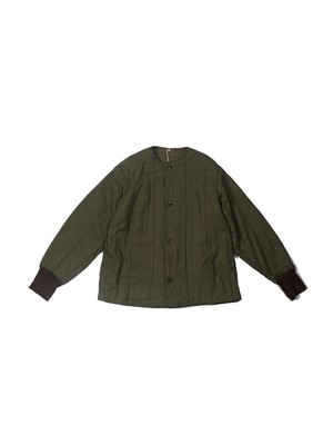 Czech military liner jacket
