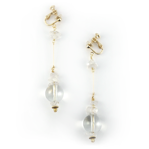 Import glass_Crystal_Earrings