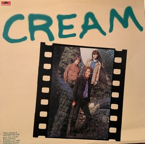 【LP】CREAM/Same