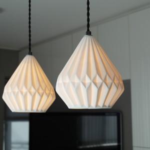 ペンダントライト ランプ 照明 Doris(ドリス) 磁器 陶器 モダン 北欧 LED対応