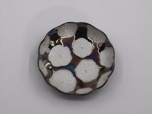 黒花真珠 まめ皿