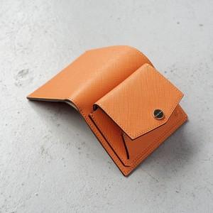 ミニ財布 <Shaula> オレンジ
