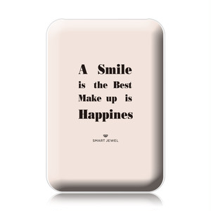 Smart Jewel-Mobile Battery 5000mAh-Message-Smile