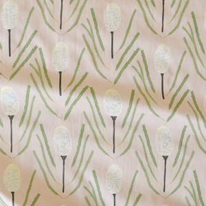 < Banksia >  Light Beige コットン生地  50cm x 50cm