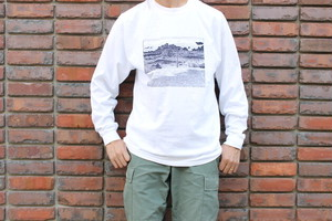 "Tom Killionトム キリオン / L/S Tee ""Golden Gate Bridge"""