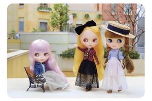 Dear Darling fashion for dolls チュールロングスカート