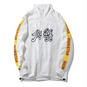 [売れ筋]SINGSTARデザインジャケット 2カラー