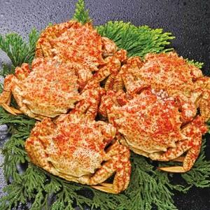 ボイル冷凍 トゲクリ蟹