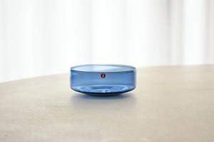 iittala i-307 dessert bowl blue(Timo Sarpaneva)