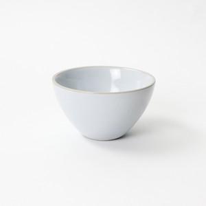 【SL-0103】磁器 11cm ミニボウル ライトグレー