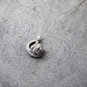 necklace 陶 y45-03