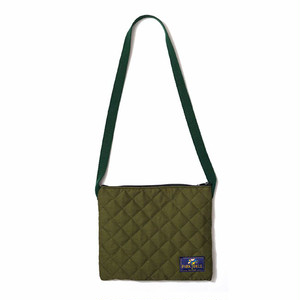 PARK DELI - QUILTED SACOSH (Olive)