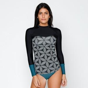 【seea】Hermosa swim shirt - Mandala